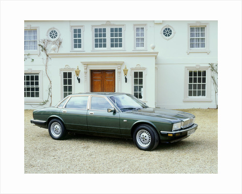 1988 Jaguar Sovereign 3.6 by Unknown