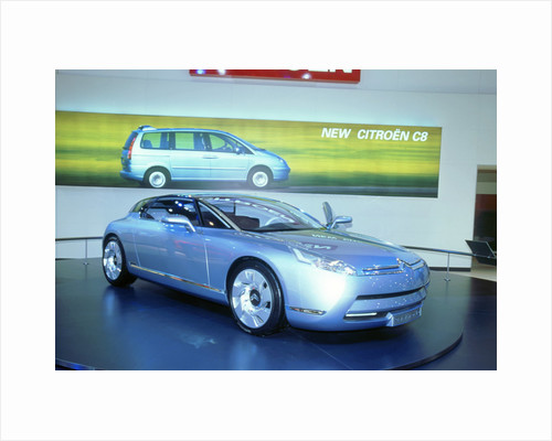 2002 Citroen C-Airdream concept car by Unknown