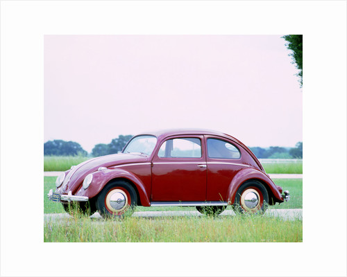 1950 Volkswagen Beetle by Unknown
