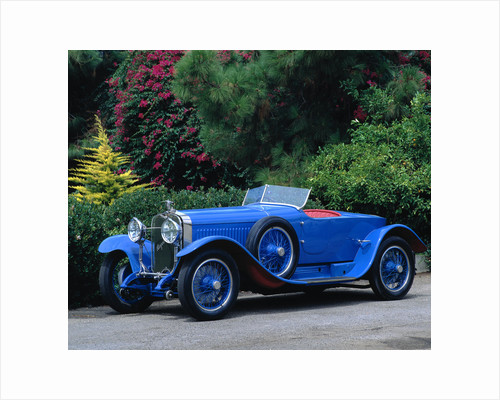 1928 Hispano Suiza 45 model 9 by Unknown