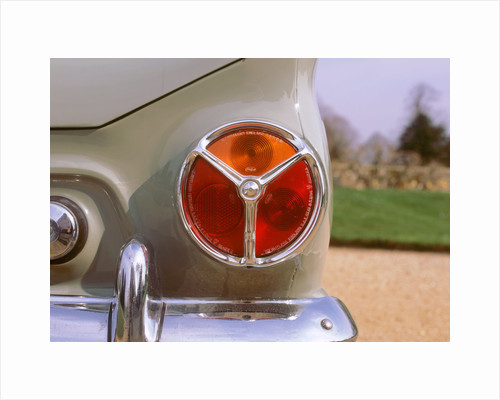 1962 Ford Consul Cortina rear light cluster by Unknown