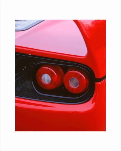 1996 Ferrari F50 rear light cluster by Unknown