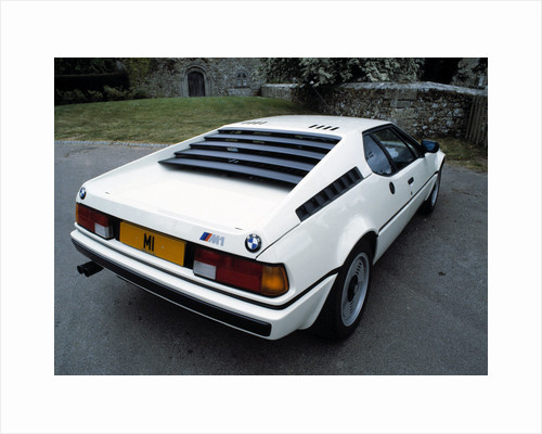 1980 BMW M1 by Unknown