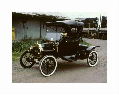 1914 Ford Model T by Unknown