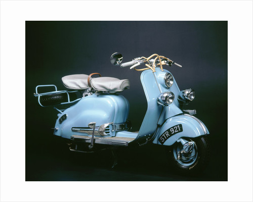1957 Lambretta LD 150 by Unknown