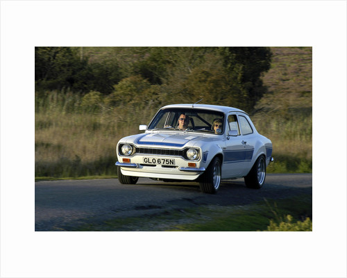 1975 Ford Escort RS2000 by Unknown