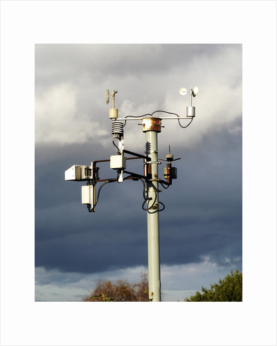 Road side weather station by Unknown