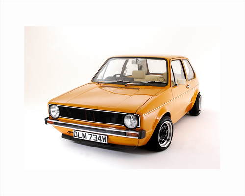 1980 VW Golf MK1 by Unknown