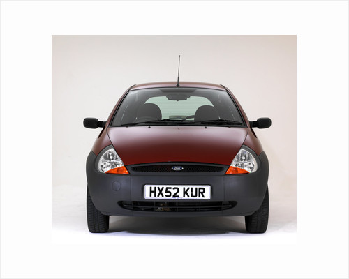 2002 Ford Ka by Unknown