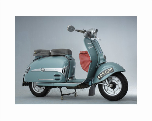 1957 Durkopp Diana scooter by Unknown