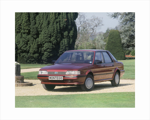 1984 Austin Montego by Unknown