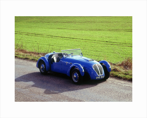 1950 Healey Silverstone by Unknown