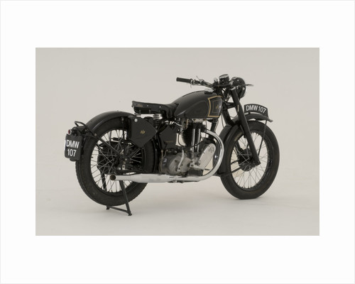 1946 AJS 16M by Unknown