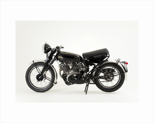 1955 Vincent Black Shadow by Unknown