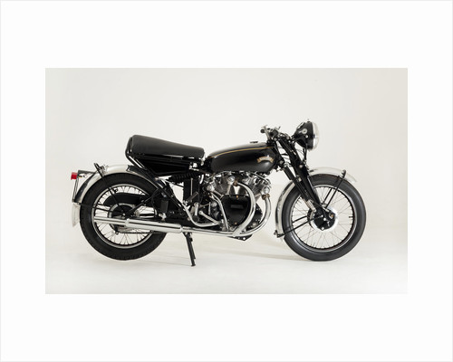 1959 Vincent Black Shadow by Unknown