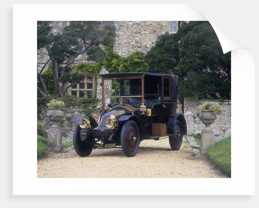 1906 Renault 14/20 XB by Anonymous