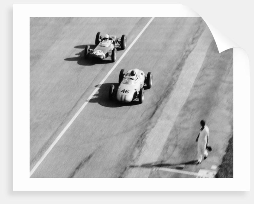 Italian Grand Prix by Anonymous