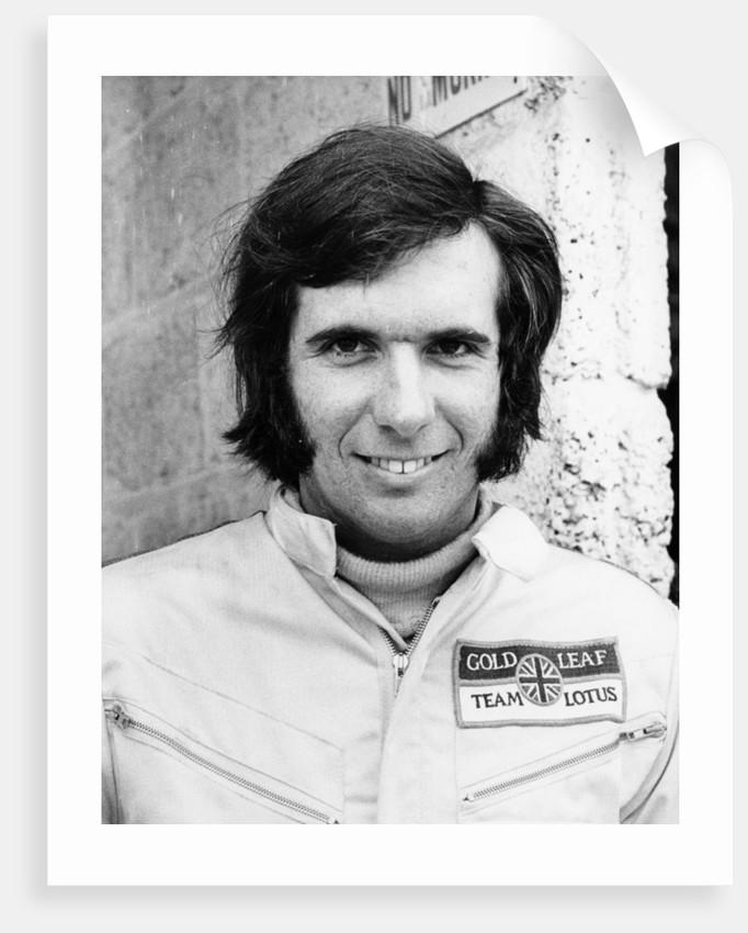 Emerson Fittipaldi, c1970-c1971 by Unknown