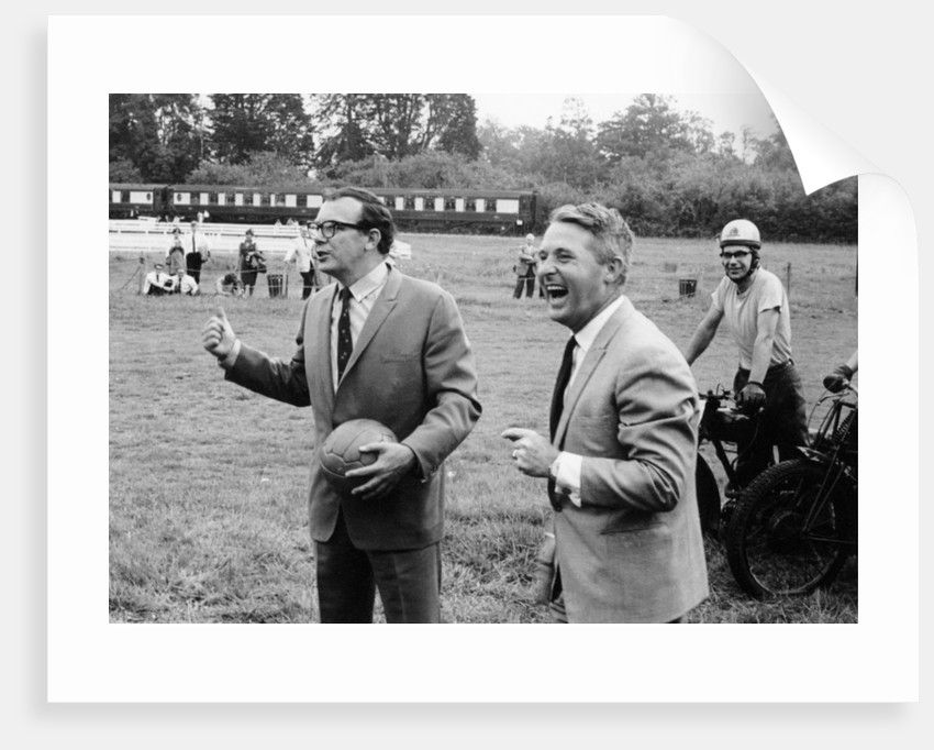 Morecambe and Wise by Unknown