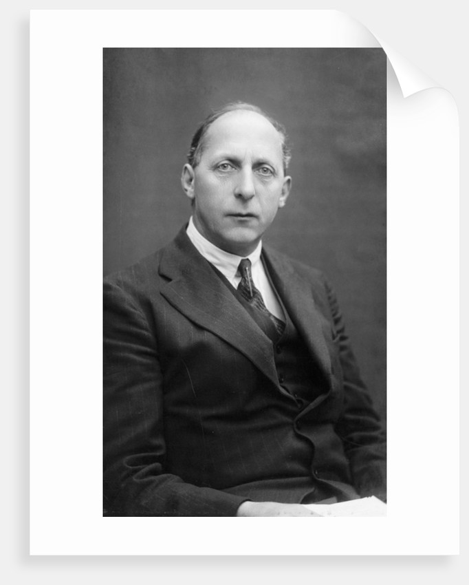 George Lanchester by Unknown