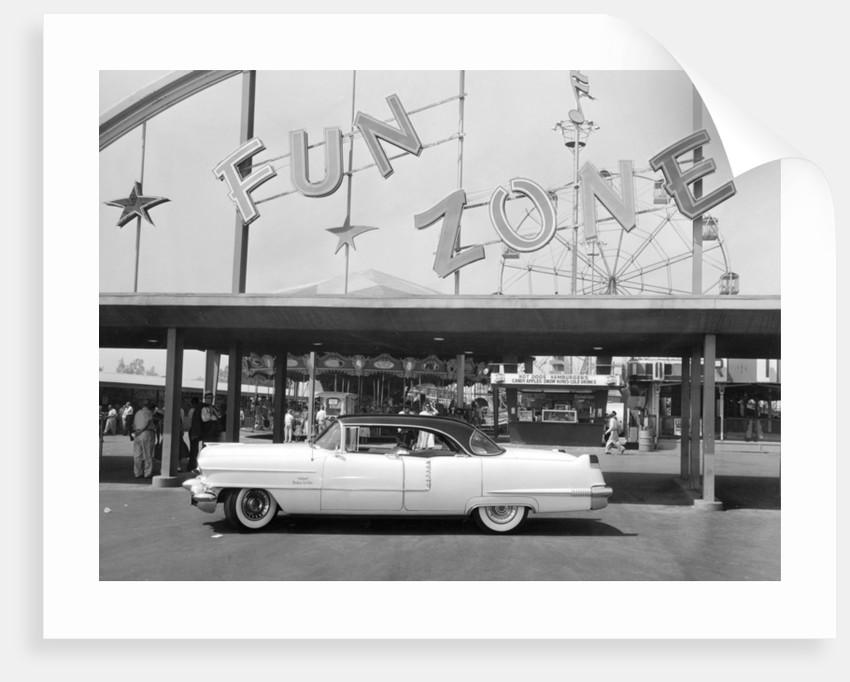 1956 Cadillac Sedan by Anonymous