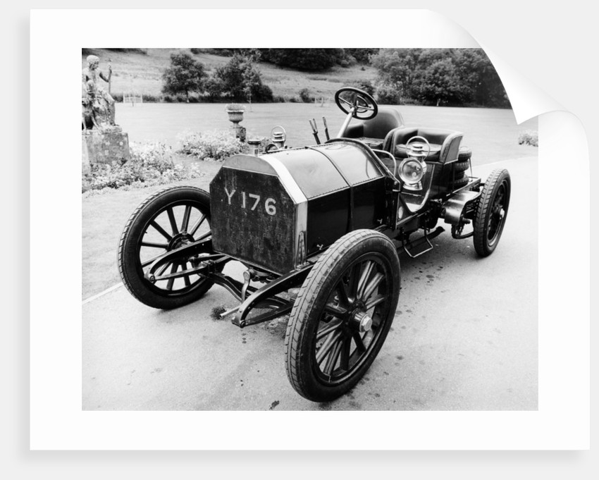 1903 Mercedes 60 hp by Anonymous