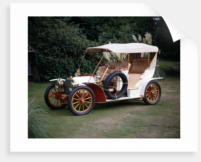 1904 Mercedes 28/32 hp by Anonymous