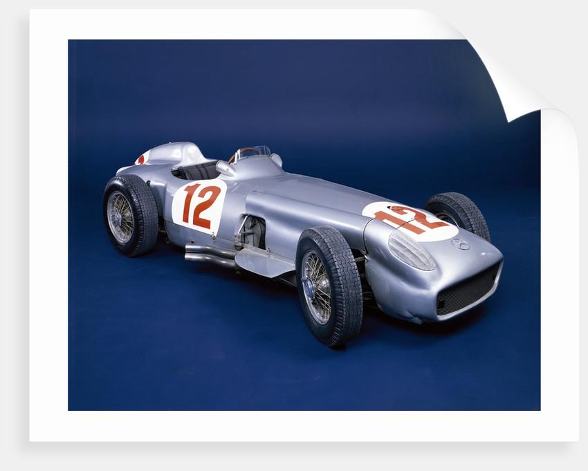 1954 Mercedes W196 by Unknown