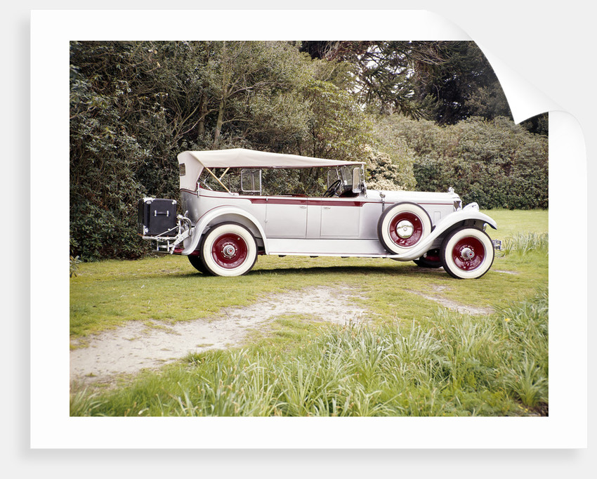 1929 Packard Model 640 by Anonymous