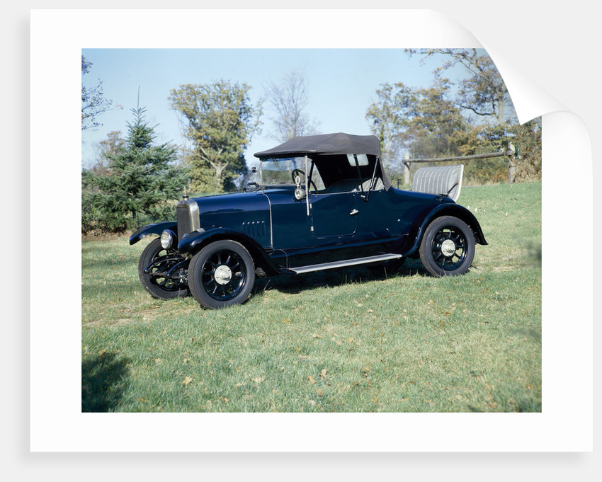 1923 Alvis 12-40 hp by Anonymous