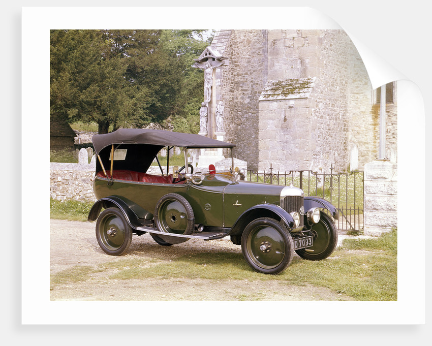 A 1921 AC 11.9hp by Unknown