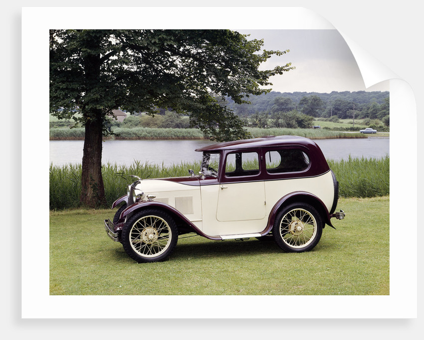 1931 Austin Seven Swallow by Unknown