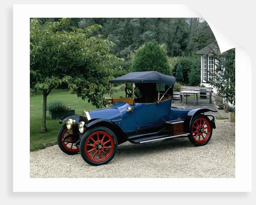 A 1913 Fiat Tipo Zero by Unknown