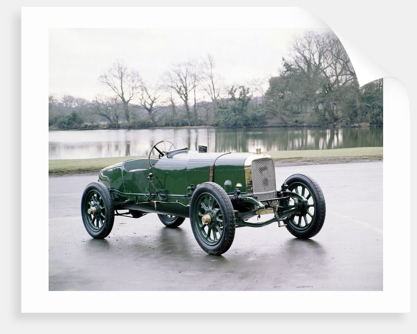A 1912 Sunbeam by Unknown