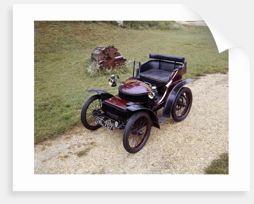 An 1899 Wolseley 3.5hp by Unknown