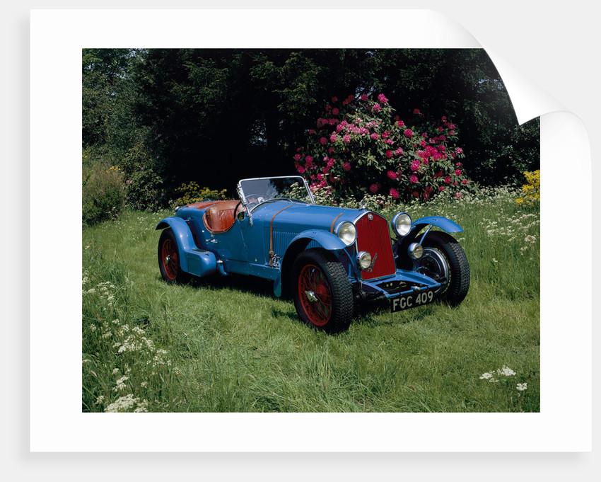 A 1933 Alfa Romeo 8C 2300 by Unknown