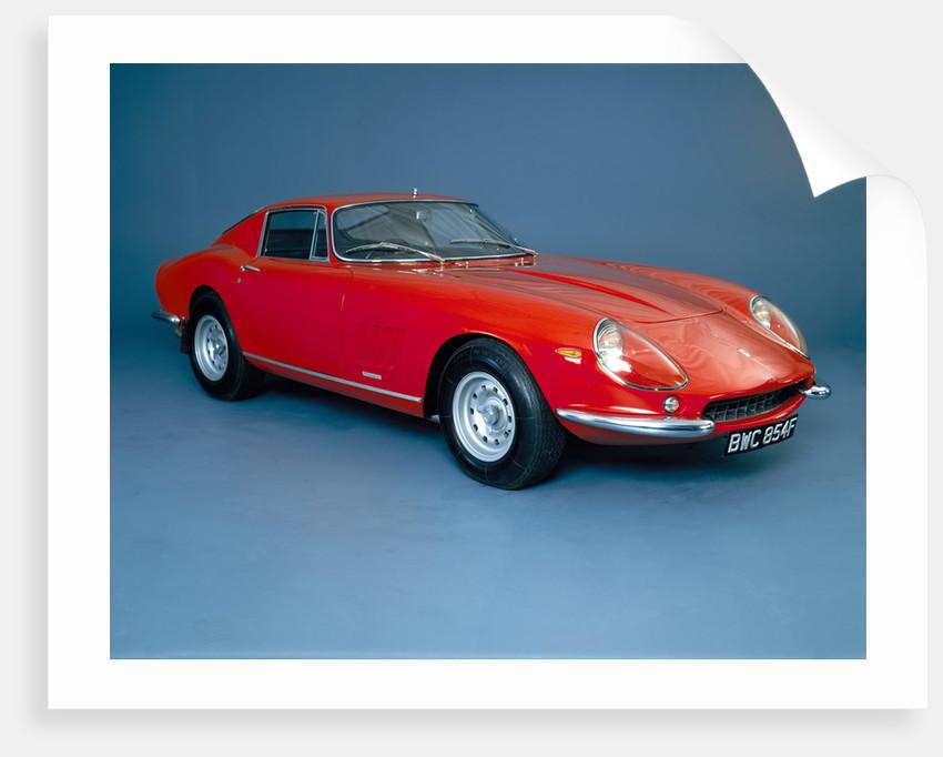 A 1968 Ferrari 275 GIB by Unknown
