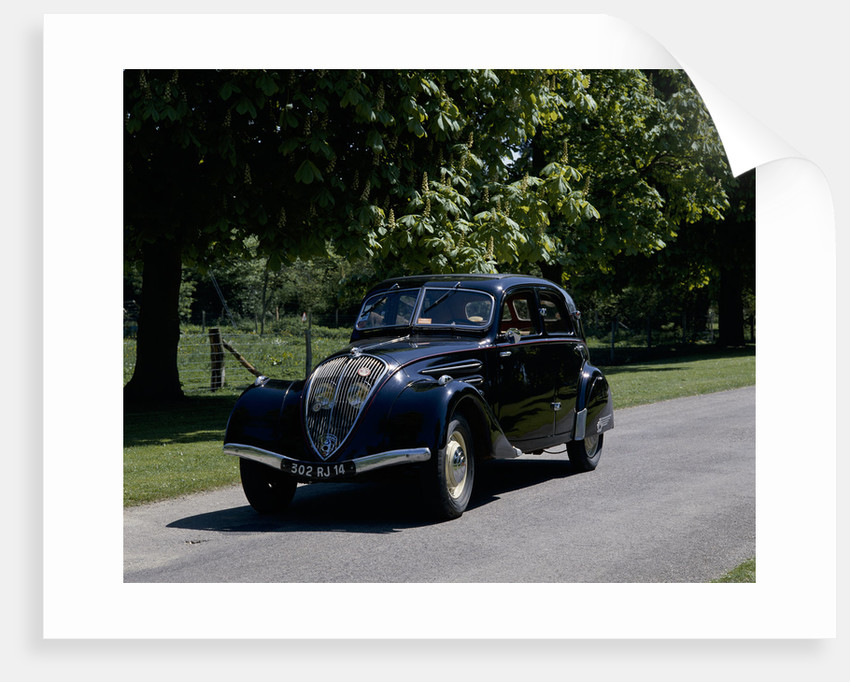 1936 Peugeot 302 by Unknown
