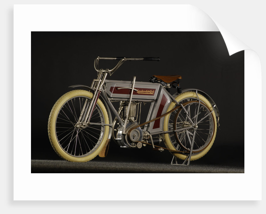 Excelsior single 1912 by Simon Clay