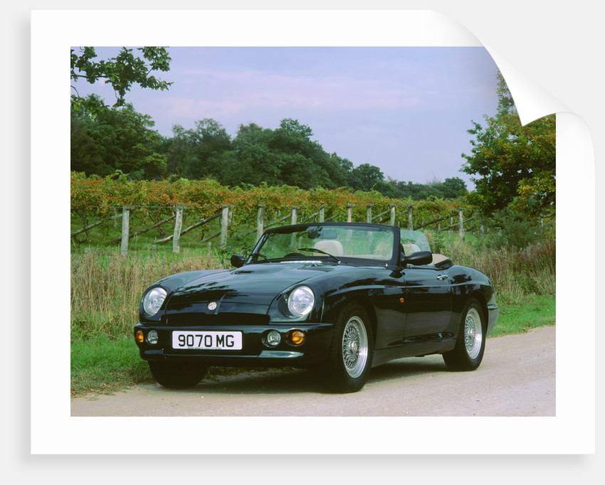 1994 MG RV8 by Unknown