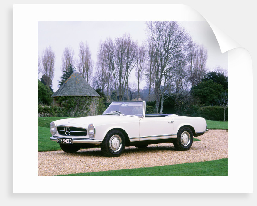 1964 Mercedes Benz 230SL by Unknown