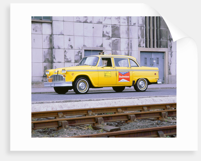 1981 Checker a11 taxi cab by Unknown
