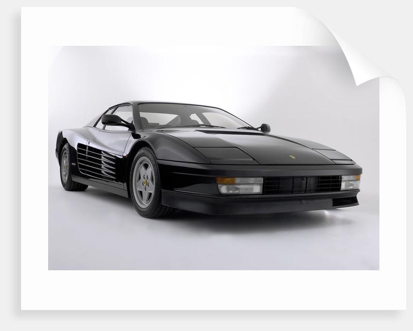 1988 Ferrari Testarossa by Unknown