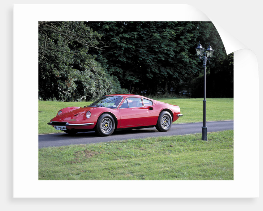1973 Ferrari Dino 246 GT by Unknown