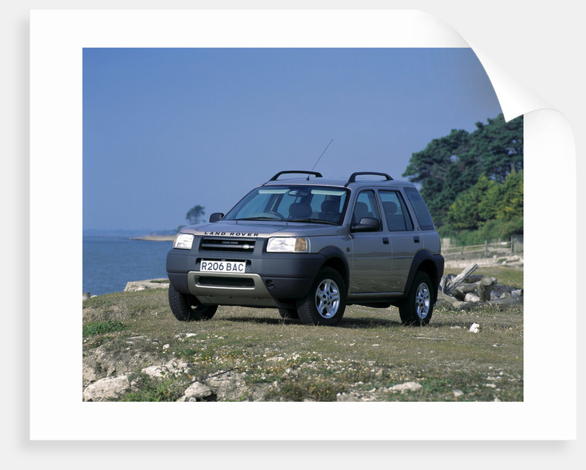 1998 Land Rover Freelander by Unknown