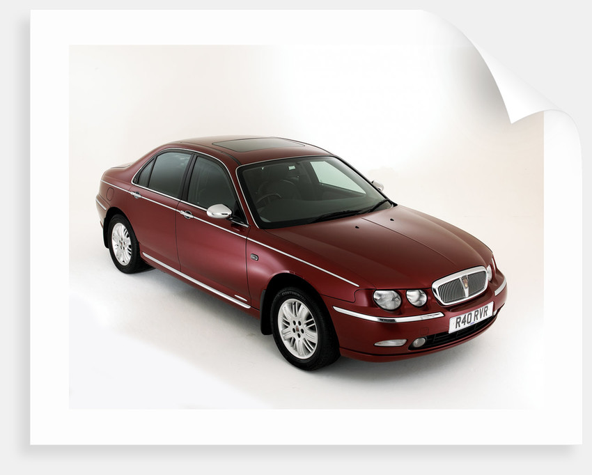 2001 Rover 75 V6 by Unknown