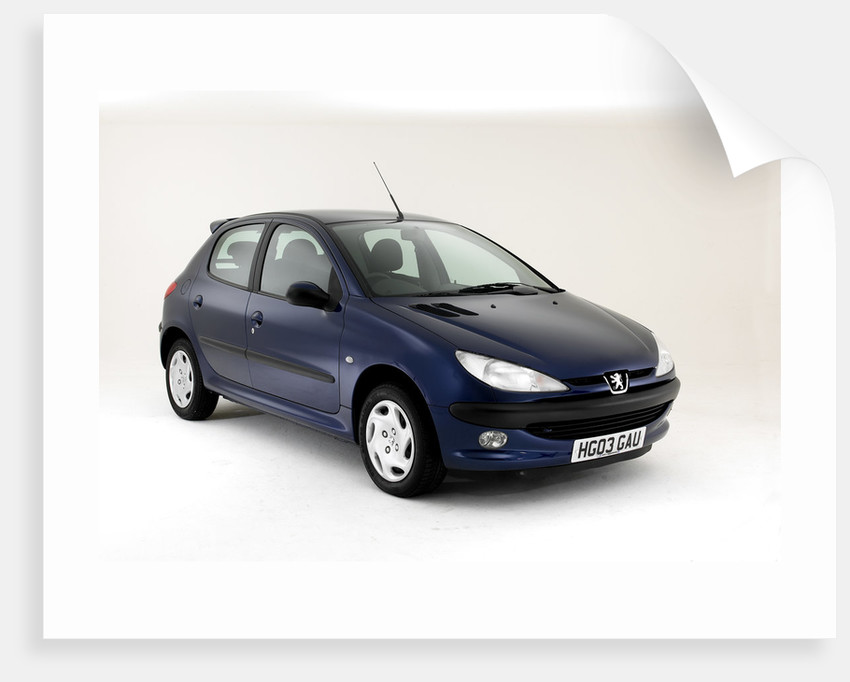 2003 Peugeot 206 by Unknown