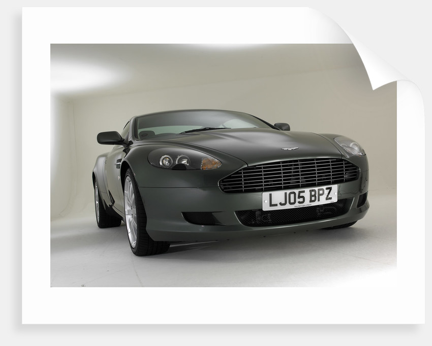 2005 Aston Martin DB9 by Unknown