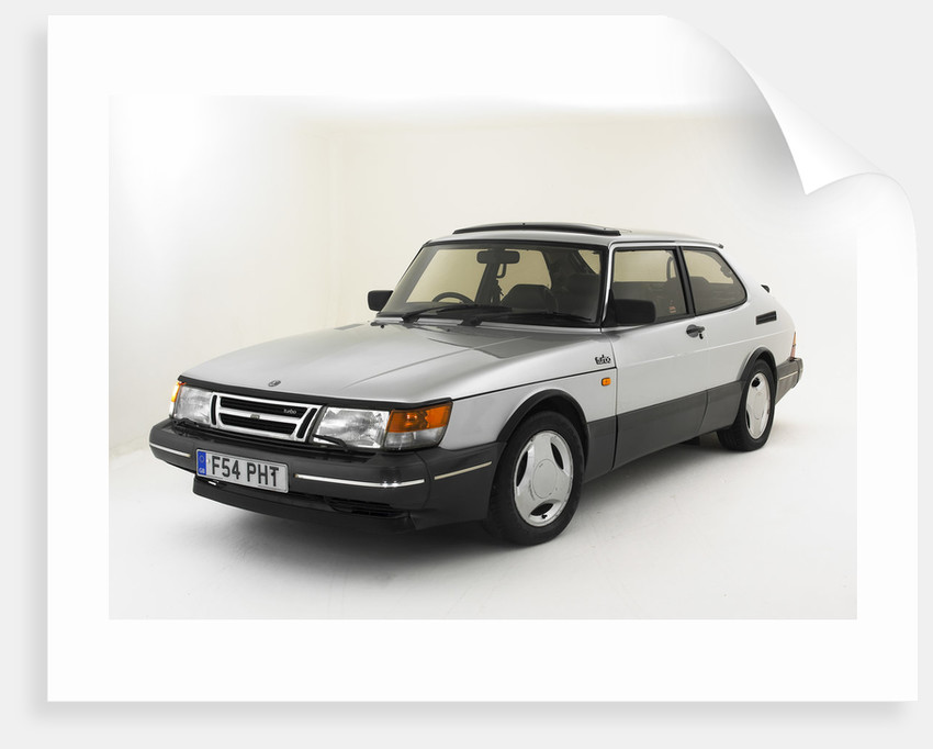 1988 Saab 900 Turbo by Unknown