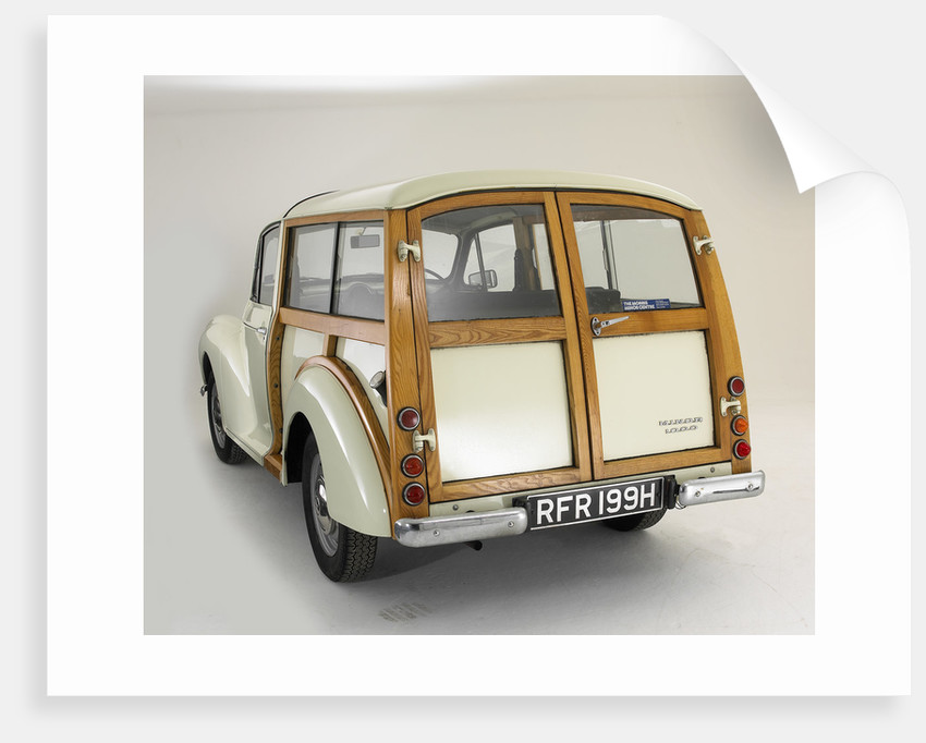1970 Morris Minor Traveller by Unknown